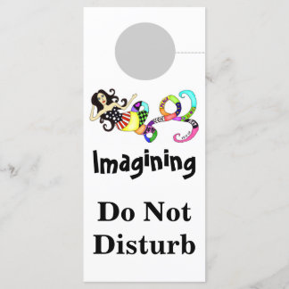 Imagining Do Not Disturb Mermaid Muse