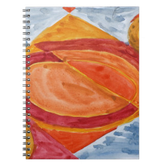 Imagining the Sun on a Rainy Day Notebooks