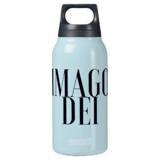Imago Dei Insulated Water Bottle