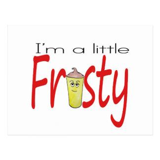 I'malittlefrosty Postcard