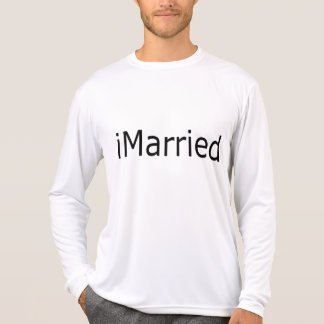 iMarried T-Shirt