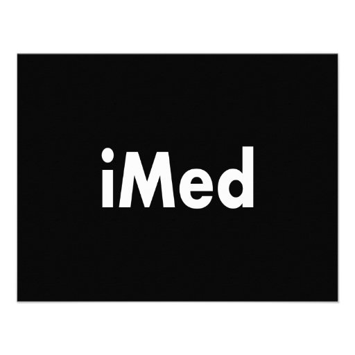 iMed Invitations Personnalisables