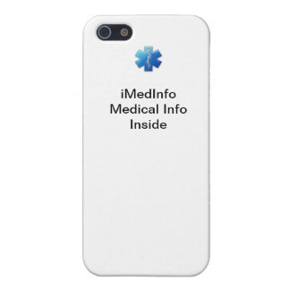 iMedInfo iPhone 4 Case