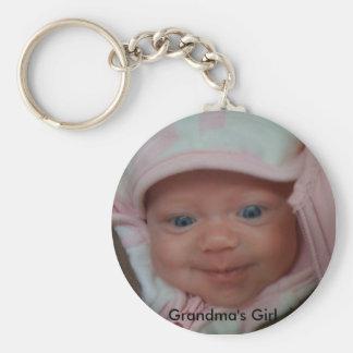 IMG_0050, Grandma's Girl Keychain