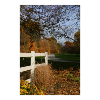 IMG_0173  Hawthorn Hollow In Fall Poster