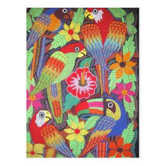 IMG_0203.jpg Birds of Panama Postcard