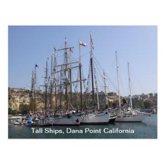 IMG_0221, Tall Ships, Dana Point California Postcard