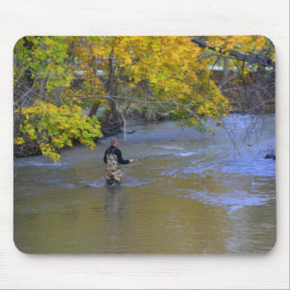 IMG_0254 Fly Fisherman Mouse Pad