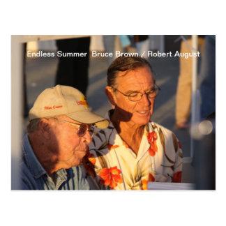 IMG_0399, Endless Summer  Bruce Brown / Robert ... Postcard