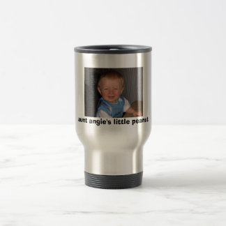IMG_0578, aunt angie's little peanut Stainless Steel Travel Mug