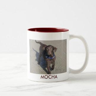 IMG_1078, MOCHA Two-Tone COFFEE MUG