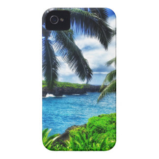 IMG_1122 4 Hawaiian Scene iPhone 4 Case-Mate Case