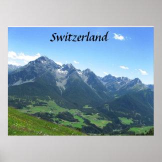 IMG_1290, Switzerland Poster