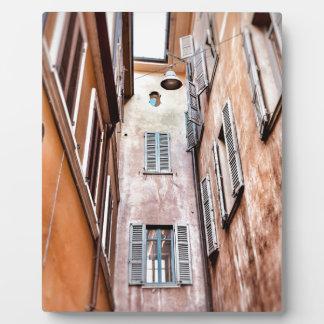 IMG_1785 2 Italian City Scene Plaque