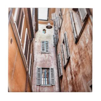 IMG_1785 2 Italian City Scene Tile