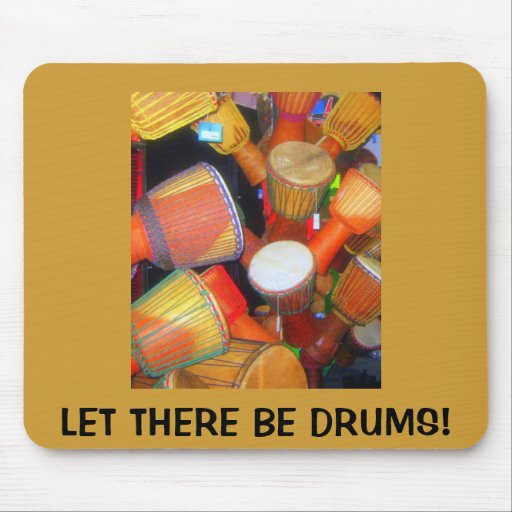 IMG_2078, LET THERE BE DRUMS! MOUSEPAD