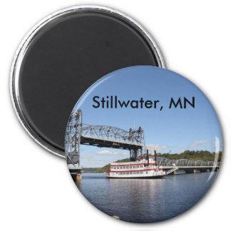 IMG_2574, Stillwater, MN 2 Inch Round Magnet