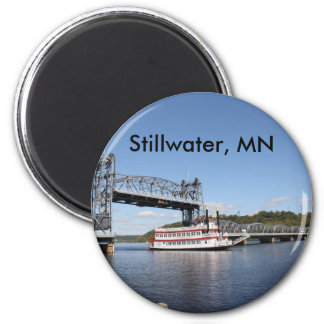 IMG_2574, Stillwater, MN Magnet
