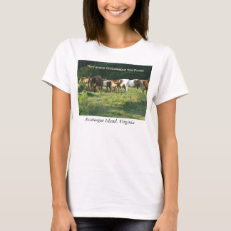 IMG_3820, The Famous Chincoteague Wild Ponies, ... T-Shirt