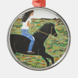 IMG_3954.JPGBareback Ride Metal Ornament