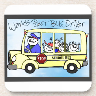 IMG_7017.PNG bus driver appreciation gifts Drink Coasters