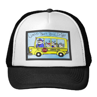 IMG_7017.PNG bus driver appreciation gifts Trucker Hat