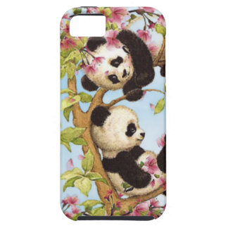 IMG_7386.PNG  cute and colorful panda designed iPhone 5 Case
