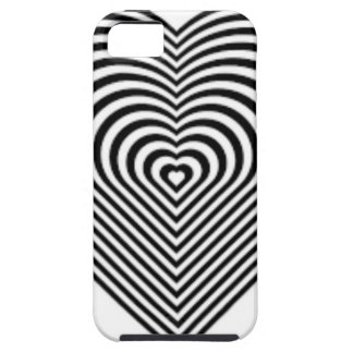 IMG_7745.PNG.customizable Heart maze design Case For The iPhone 5