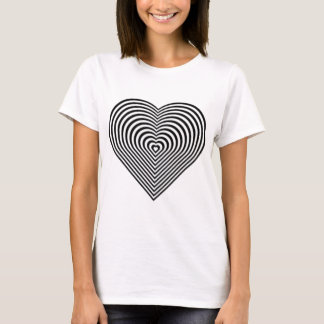 IMG_7745.PNG.customizable Heart maze design T-Shirt