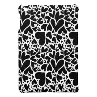 IMG_7746.PNG cute multi heart design customizable iPad Mini Cover