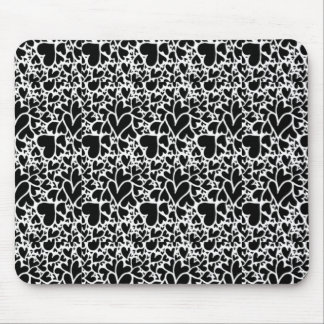 IMG_7746.PNG cute multi heart design customizable Mouse Pad
