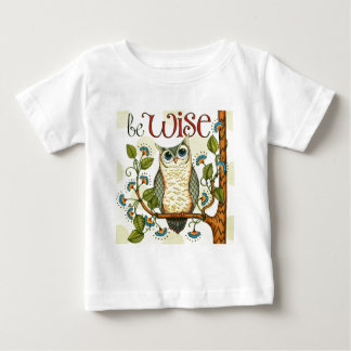 Owl design infant t shirts owl design infant shirts T shirt with owl design