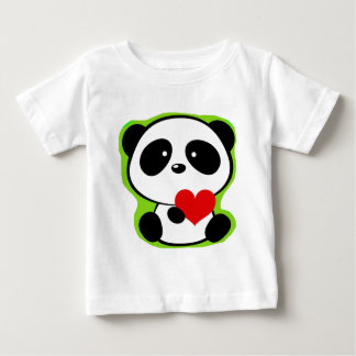 IMG_8744.PNG panda lovers apparel Baby T-Shirt