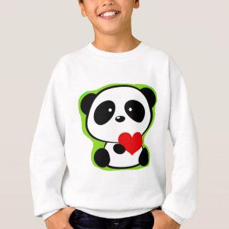 IMG_8744.PNG panda lovers apparel Sweatshirt