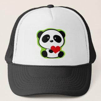 IMG_8744.PNG panda lovers apparel Trucker Hat