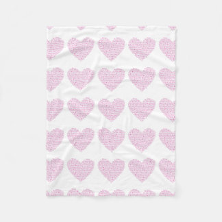 IMHM Heart Blanket (small)
