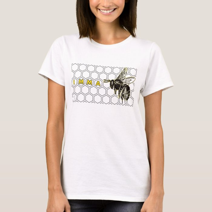 IMMA Bee T-Shirt