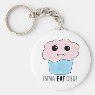 Imma Eat Chu! Keychain