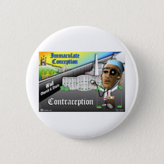 Immaculate Conception 2 Inch Round Button