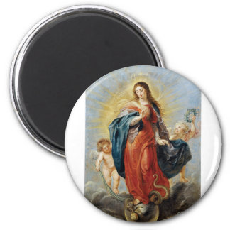 Immaculate Conception - Peter Paul Rubens Magnet