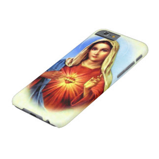 Immaculate Heart of Blessed Virgin Mary Barely There iPhone 6 Case