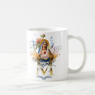 Immaculate Heart of Mary Coffee Mug