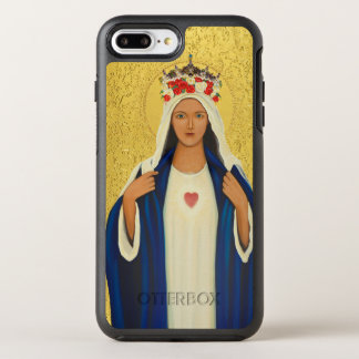 Immaculate Heart of Mary OtterBox Symmetry iPhone 8 Plus/7 Plus Case