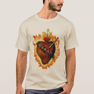 Immaculate Heart of Mary Shirt