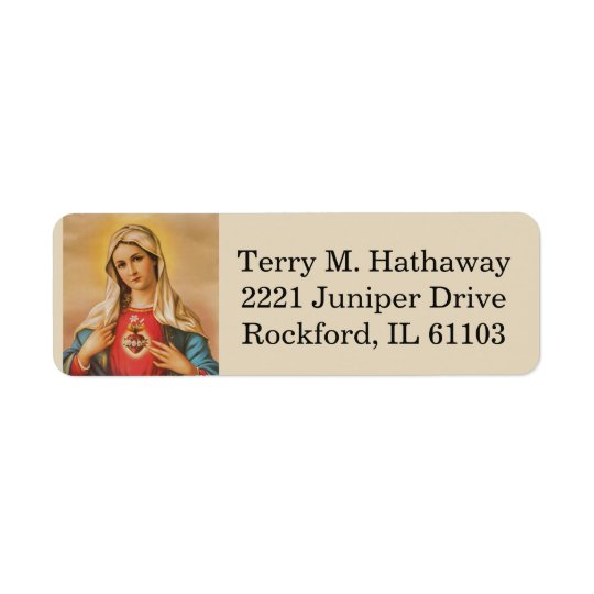 Immaculate Heart of Mary  Sorrowful Mother