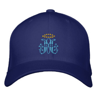 Immaculate Mary - Maria Immacolata Embroidered Hats