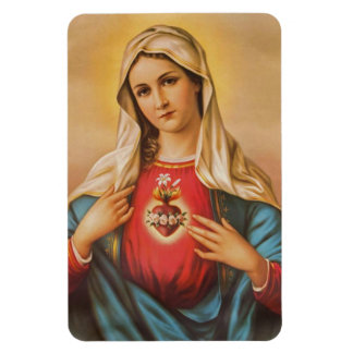 Immaculate Sorrowful Heart of Mary Magnet