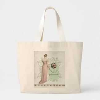 Immeasurable Love Large Tote Bag