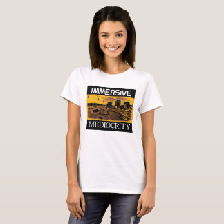 Immersive Mediocrity Brand: Strip Malls & highways T-Shirt
