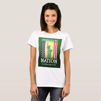 Immigrant Nation T-Shirt